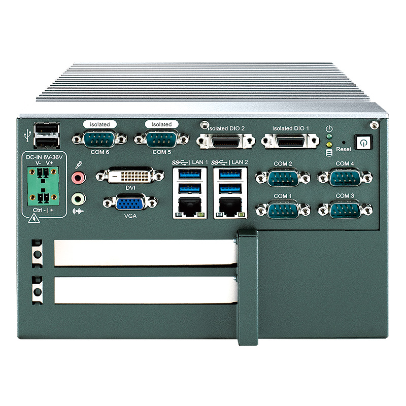 Expandable Systems , Fanless PC Box - RCS-2202