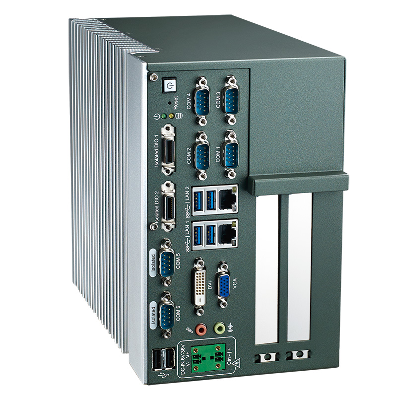 Fanless PC Box - RCS-2202