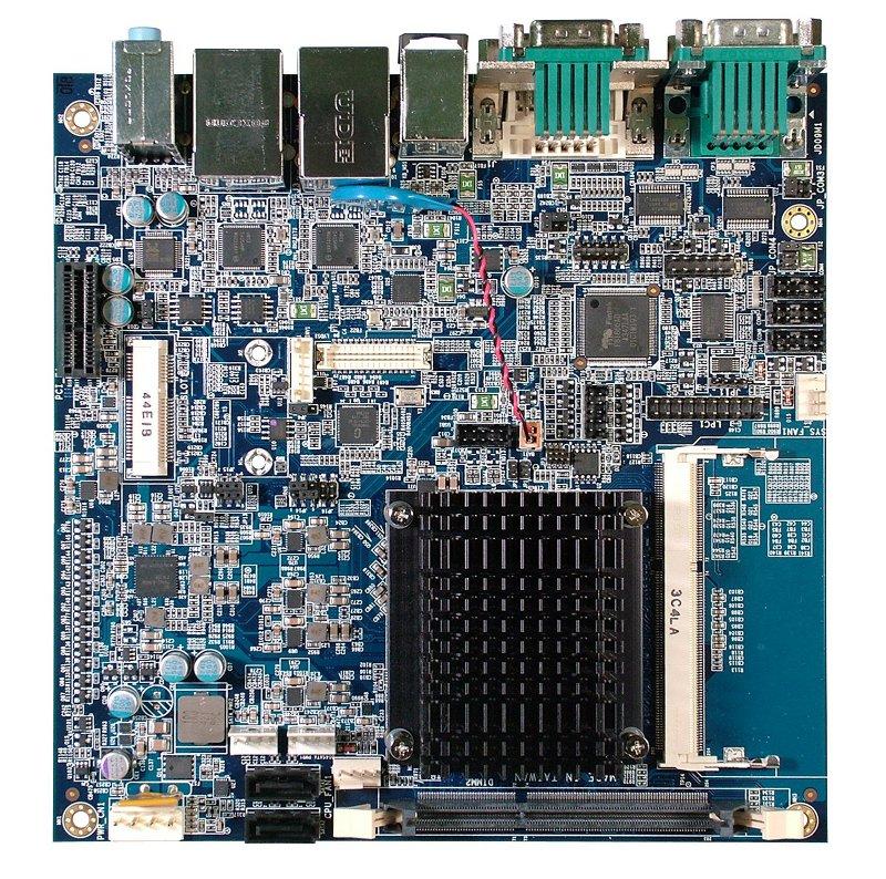 Mini-ITX , SBC INDUSTRIALI - BM-0962