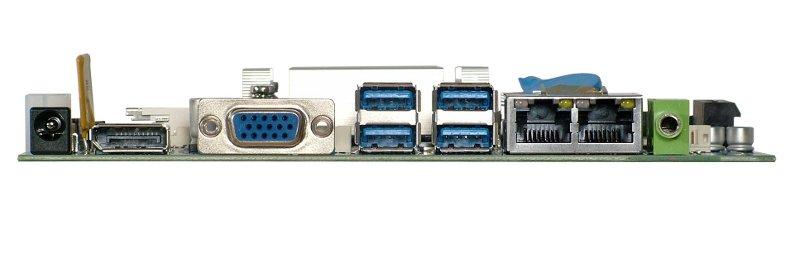INDUSTRIAL SBC , Mini-ITX - BM-0972