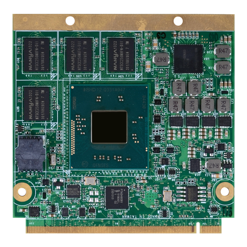 Computer On Module , Qseven - BT700