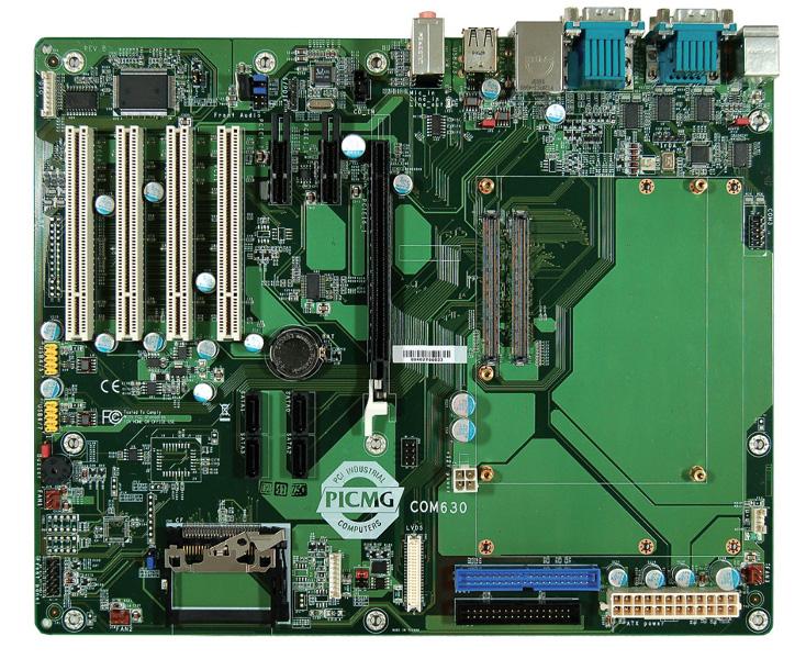 COM Express Compact , COMPUTER ON MODULE - COM630-B
