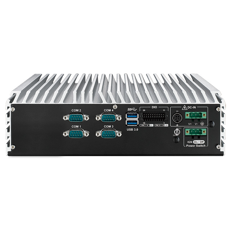Box PC Fanless - ECS-8000-2R