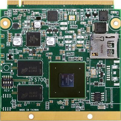 COMPUTER ON MODULE , Q7 - FS700