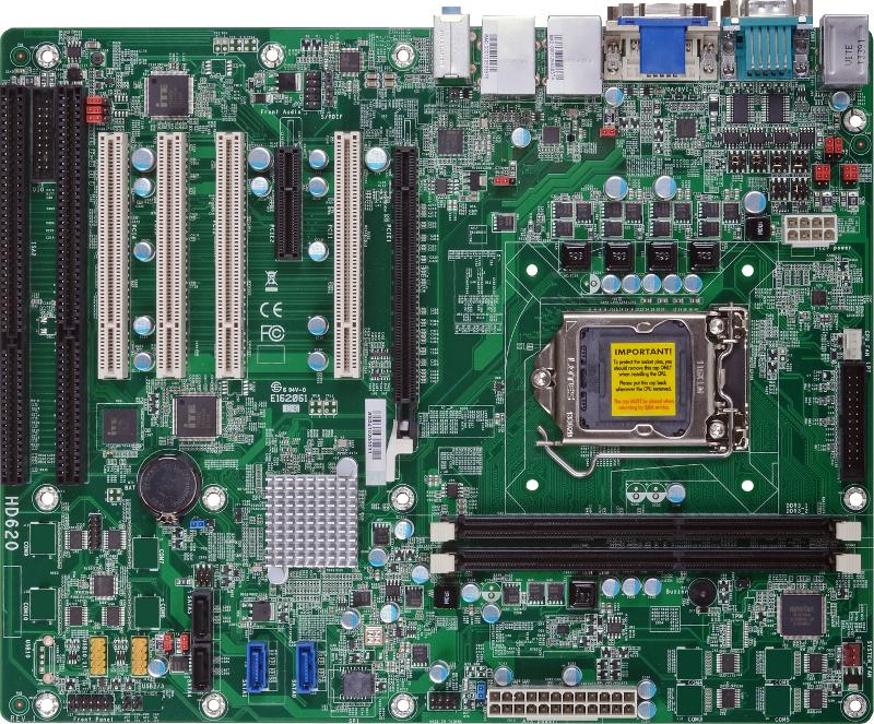 ATX , INDUSTRIAL SBC - HD620-H81