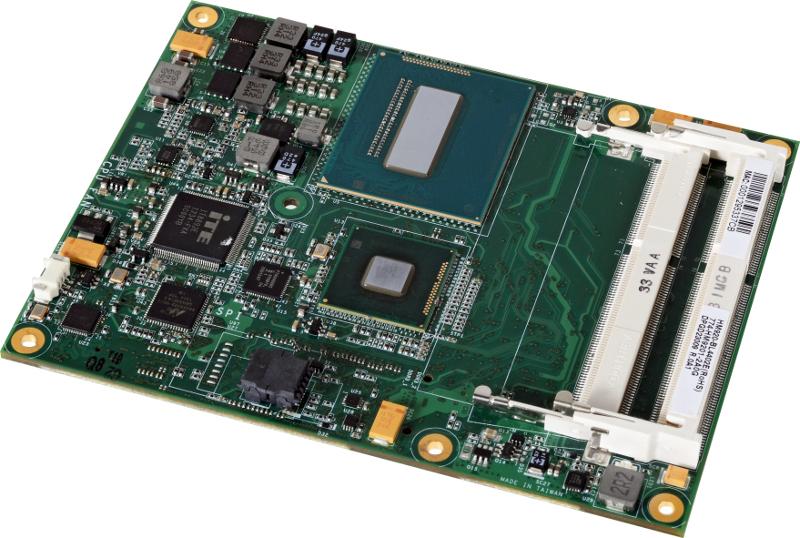 COM Express Basic , COMPUTER ON MODULE - HM920-QM87
