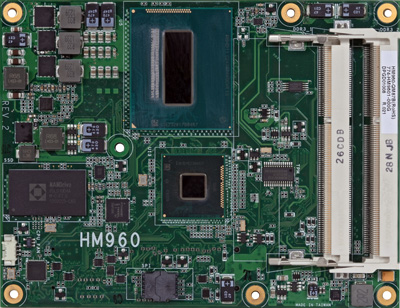 COM Express Basic , COMPUTER ON MODULE - HM960-HM86