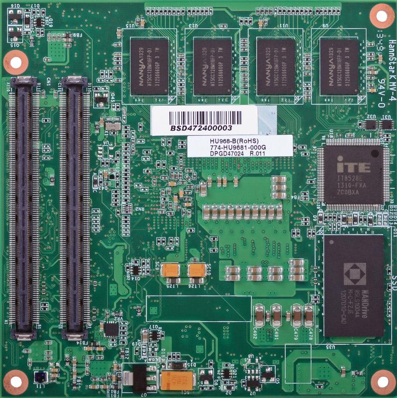 COM Express Compact , COMPUTER ON MODULE - HU968
