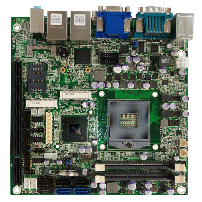 Mini-ITX , SBC INDUSTRIALI - MB-8300