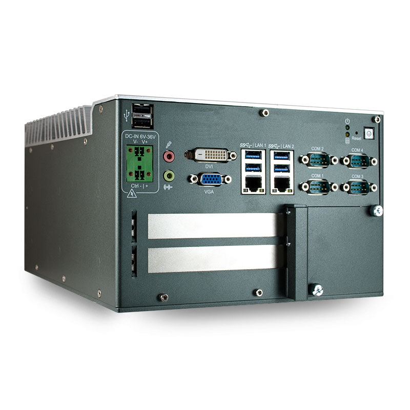 Box PC Fanless , Expandable Systems - RCS-2002
