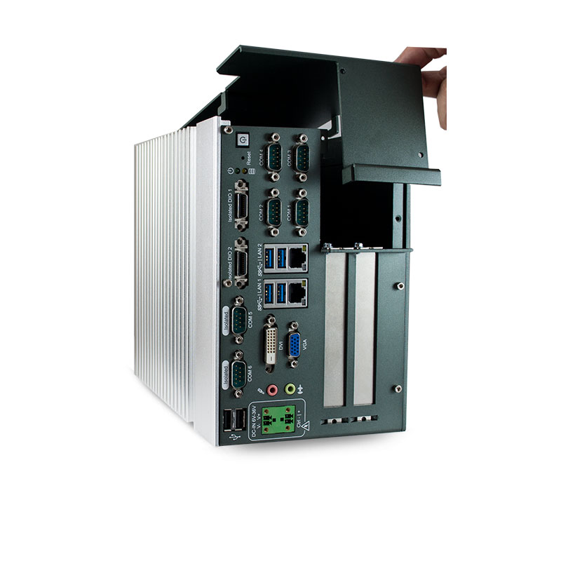 Box PC Fanless , Expandable Systems - RCS-2211