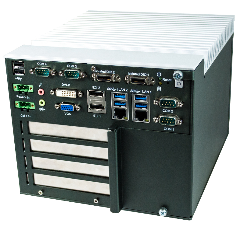 Expandable Systems , Fanless PC Box , High-Performance Systems - RCS-7422