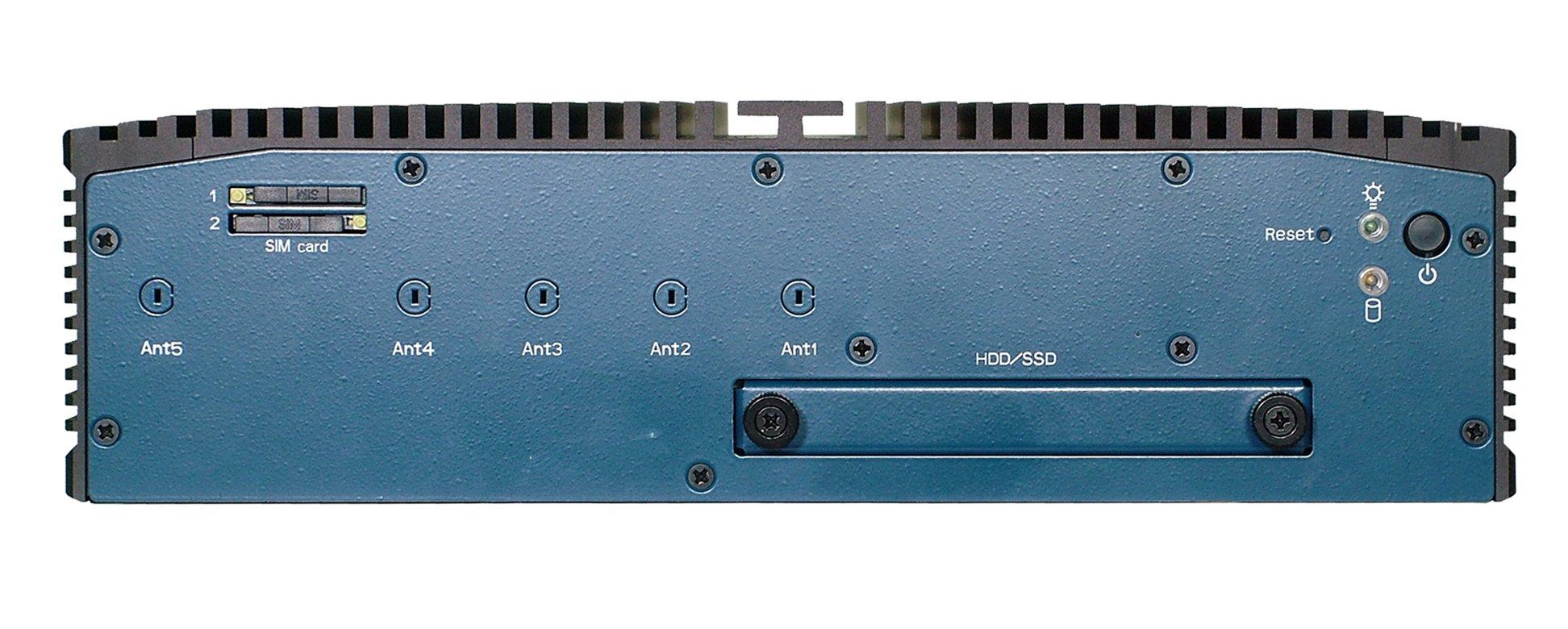 Fanless PC Box - SE-8300