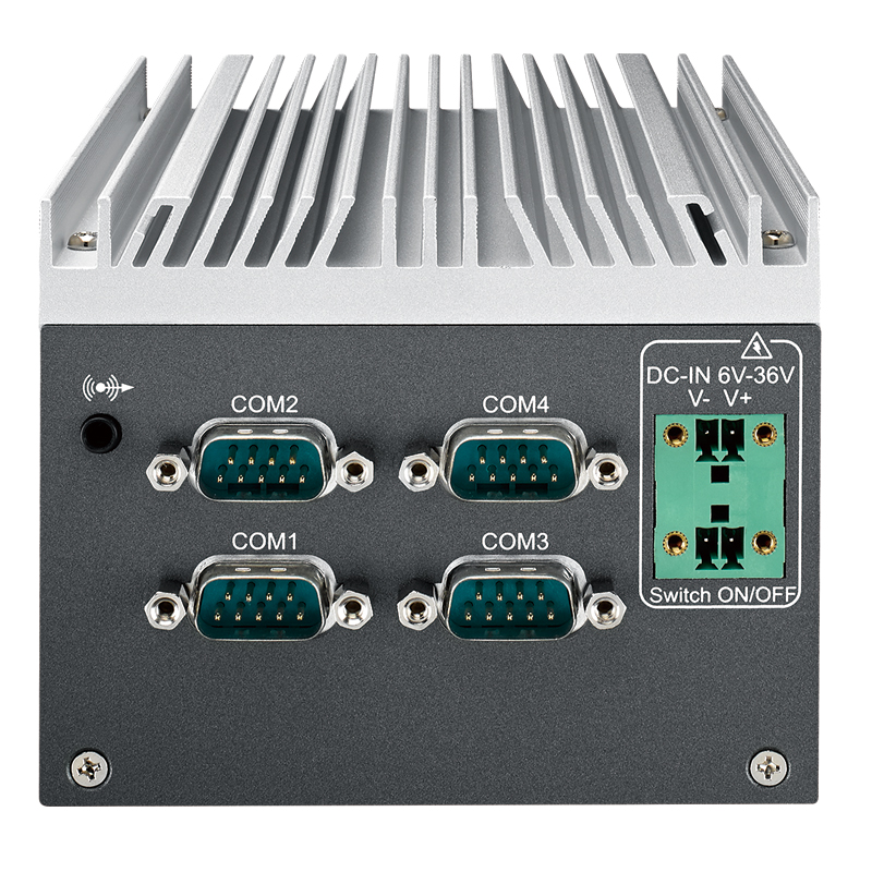 Box PC Fanless - SPC-2145RS
