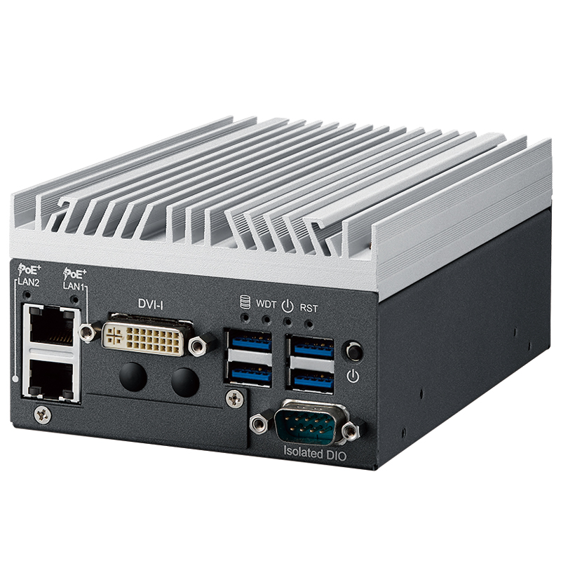 Fanless PC Box , Ultra-Compact Systems - SPC-2845R