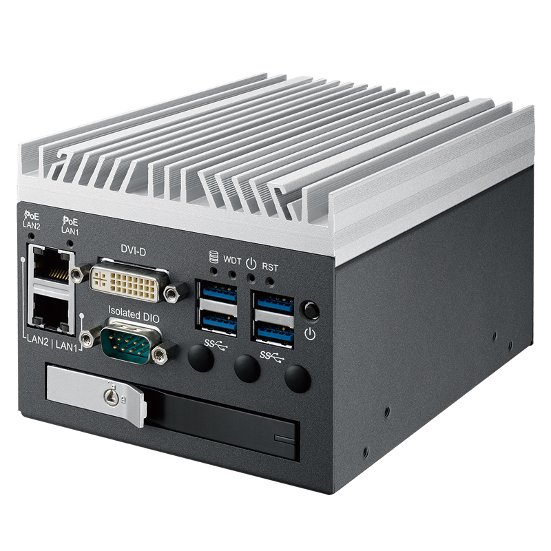 Box PC Fanless , PoE Embedded Systems - SPC-2845RS
