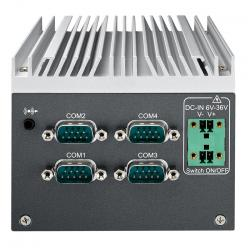 Fanless PC Box , Ultra-Compact Systems - SPC-2845RS