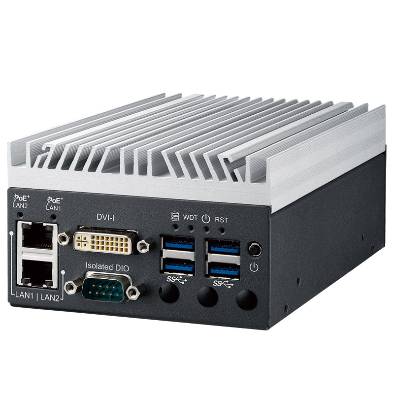 Fanless PC Box , Ultra-Compact Systems - SPC-2845