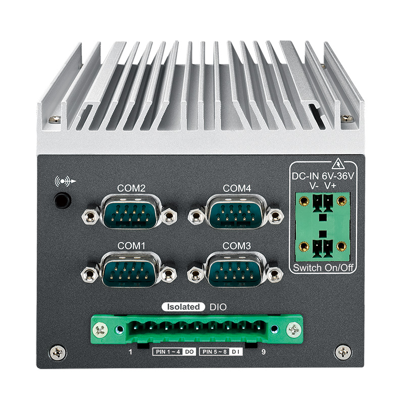 Fanless PC Box , Ultra-Compact Systems - SPC-2900-LGN