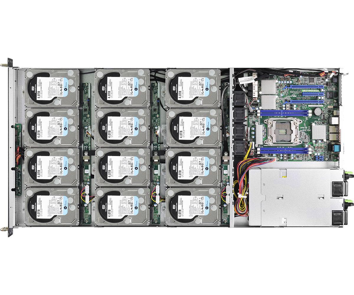 Server Industriali - 1U12LX-C612D4U/2T8R