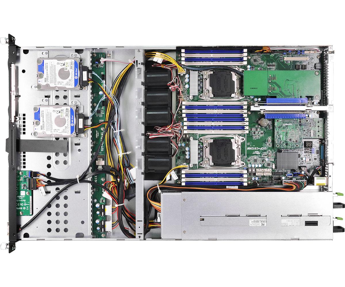 Server Industriali - 1U2FH-4L