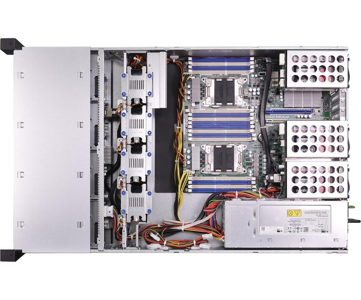 Industrial Server - 2U12L6SW-2TS6