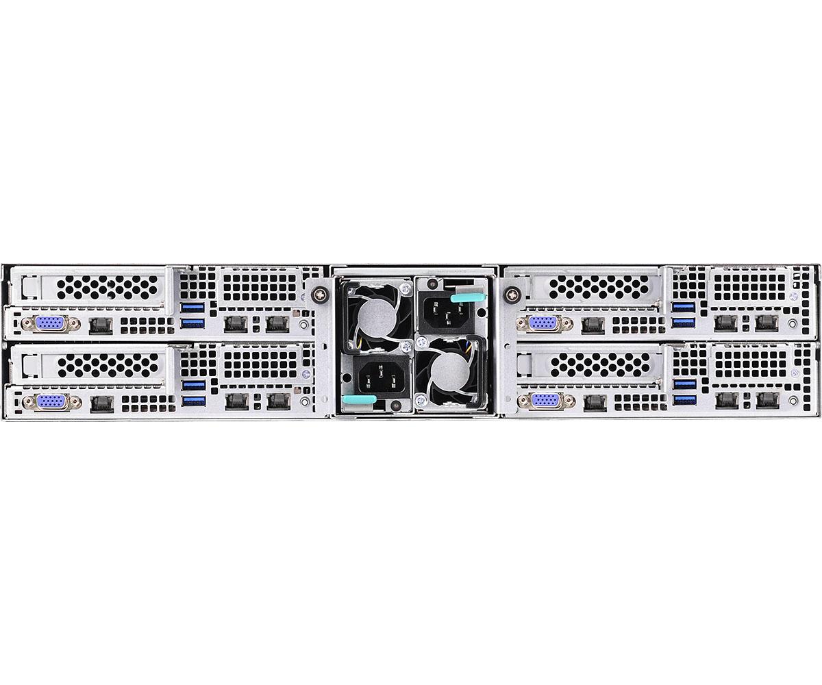 Industrial Server - 2U4N-F
