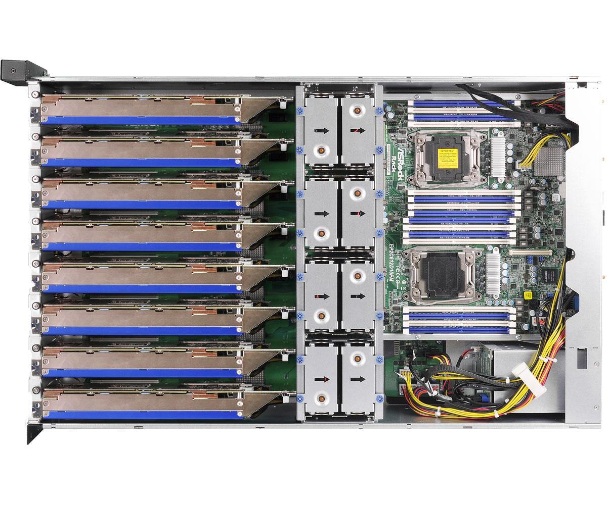 Industrial Server - 3U8G-C612