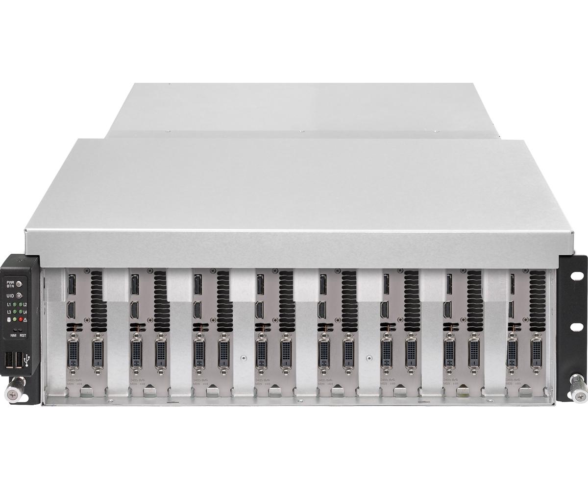 Industrial Server - 3U8G-C612V