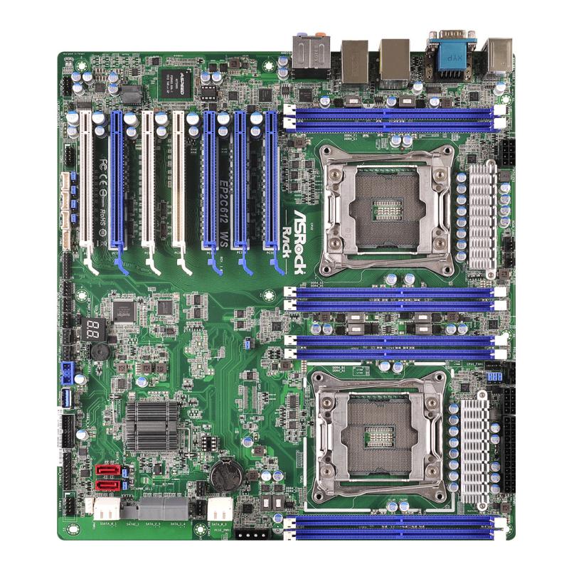 Server Grade - EP2C612 WS