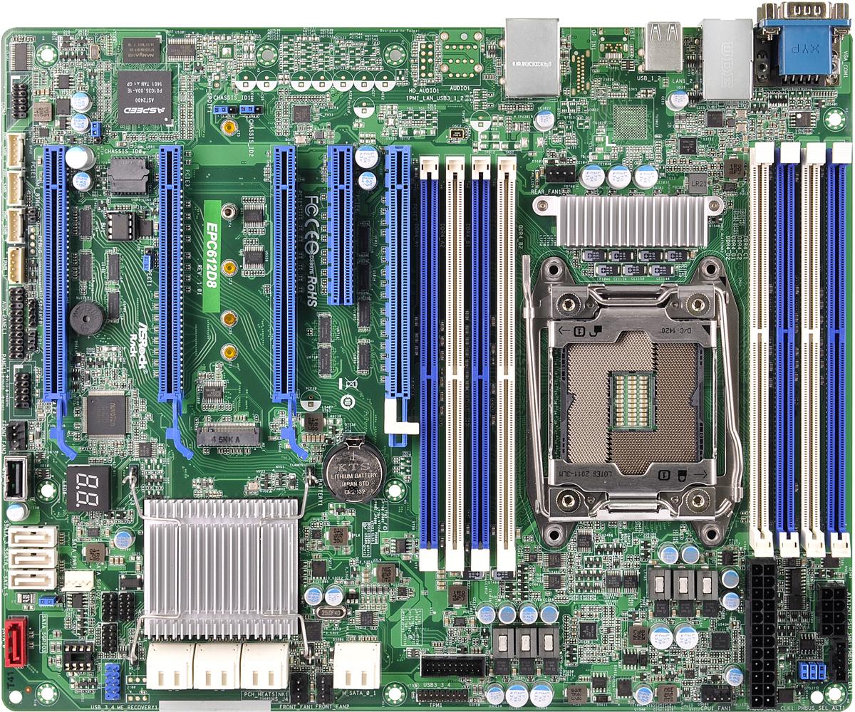 Server grade - EPC612D8