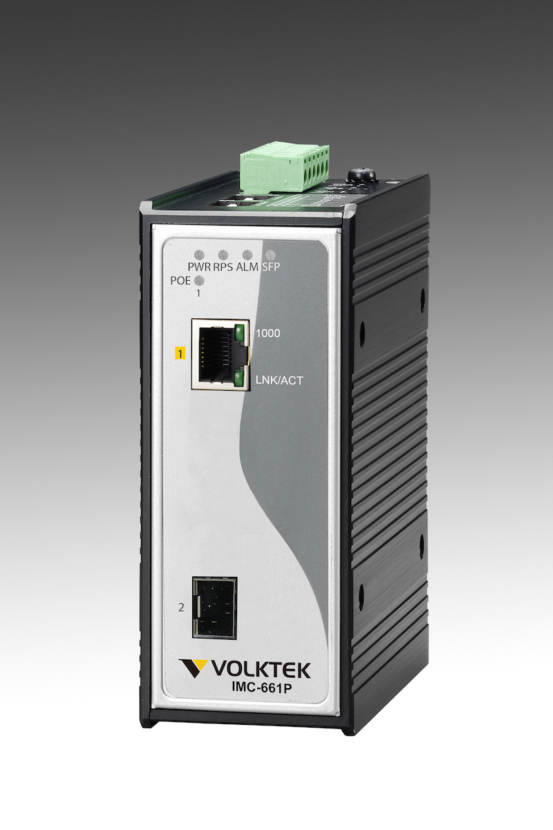 Industrial Ethernet Converters , Unmanaged - IMC-661P