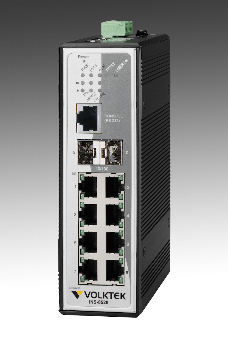Industrial Ethernet Switches , Managed - INS-8528