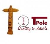 T-Pole logo