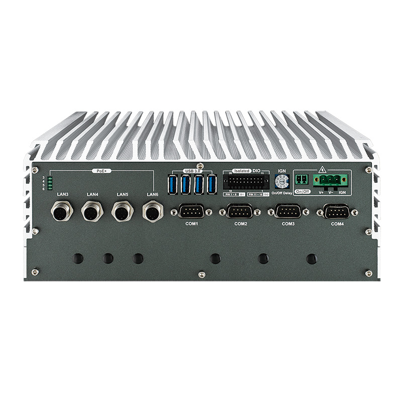 Box PC Fanless , Box PC Rugged - IVH-7700-QRDM-ICY