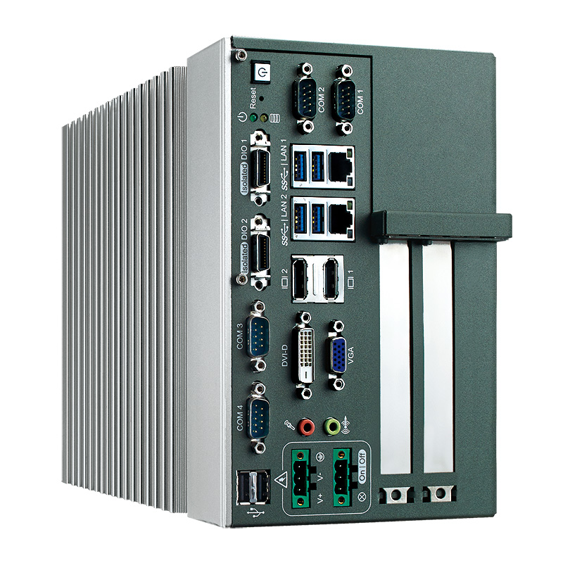 Box PC Fanless , Expandable Systems , High-Performance Systems - RCS-7220A