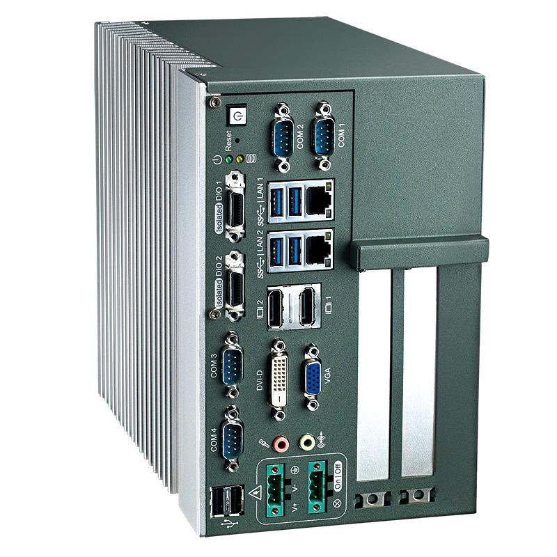 Box PC Fanless - RCS-7220A