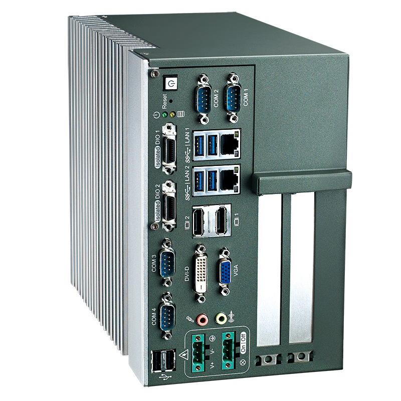 Expandable Systems , Fanless PC Box , High-Performance Systems - RCS-7404