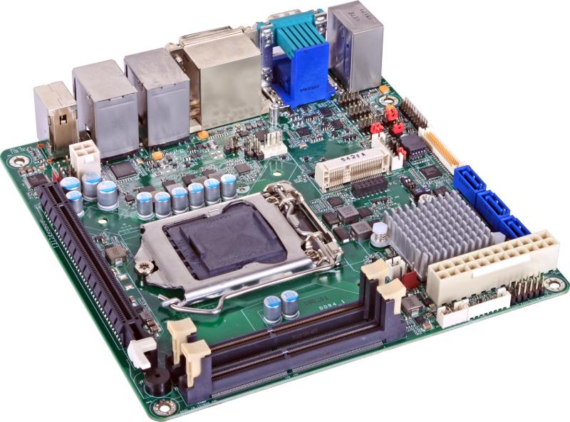 Mini-ITX , SBC EMBEDDED - SD100-Q170