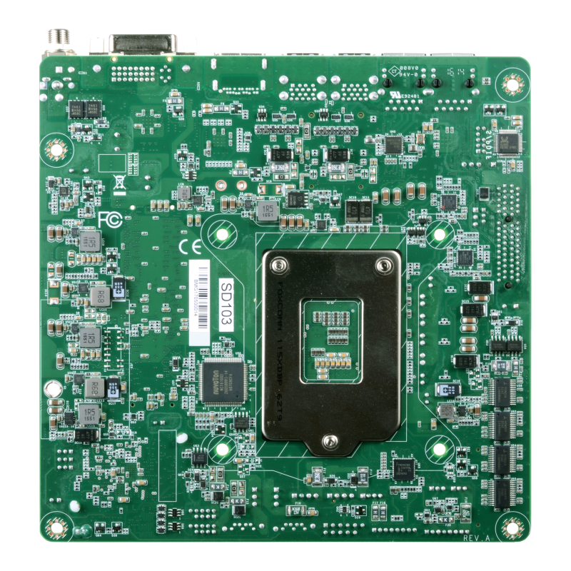 Mini-ITX , SBC Embedded - SD101/SD103-Q170