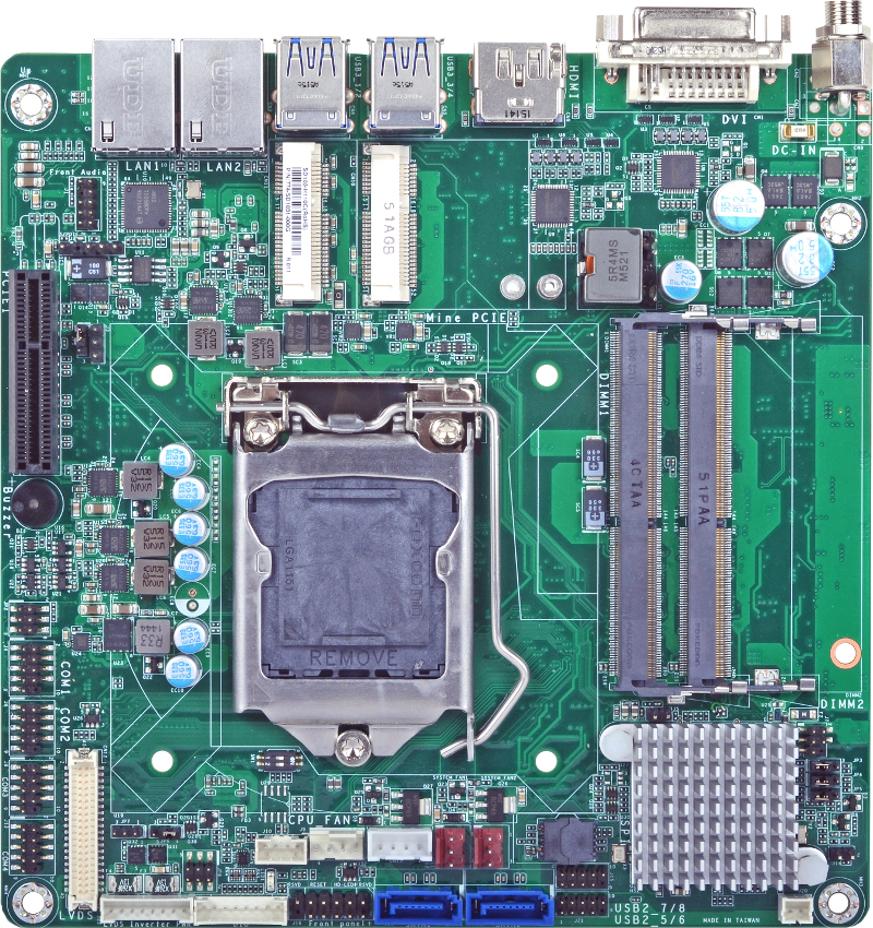 Mini-ITX , SBC EMBEDDED - SD101-Q170