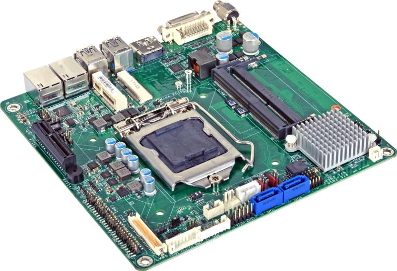 Mini-ITX, SBC EMBEDDED, SD103-Q170 | SBC | TPole s r l