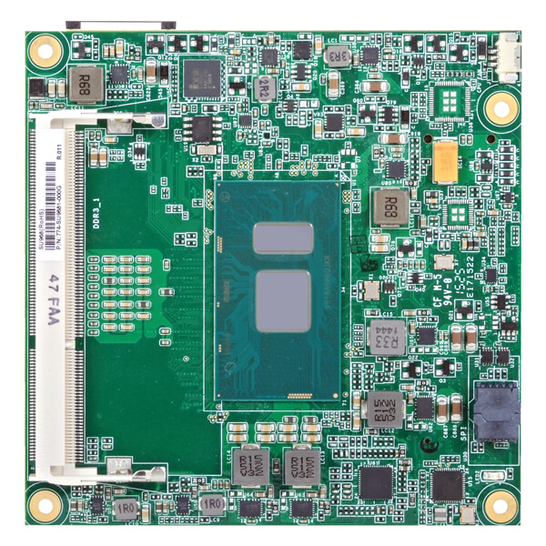 COM Express Compact , COMPUTER ON MODULE - SU968