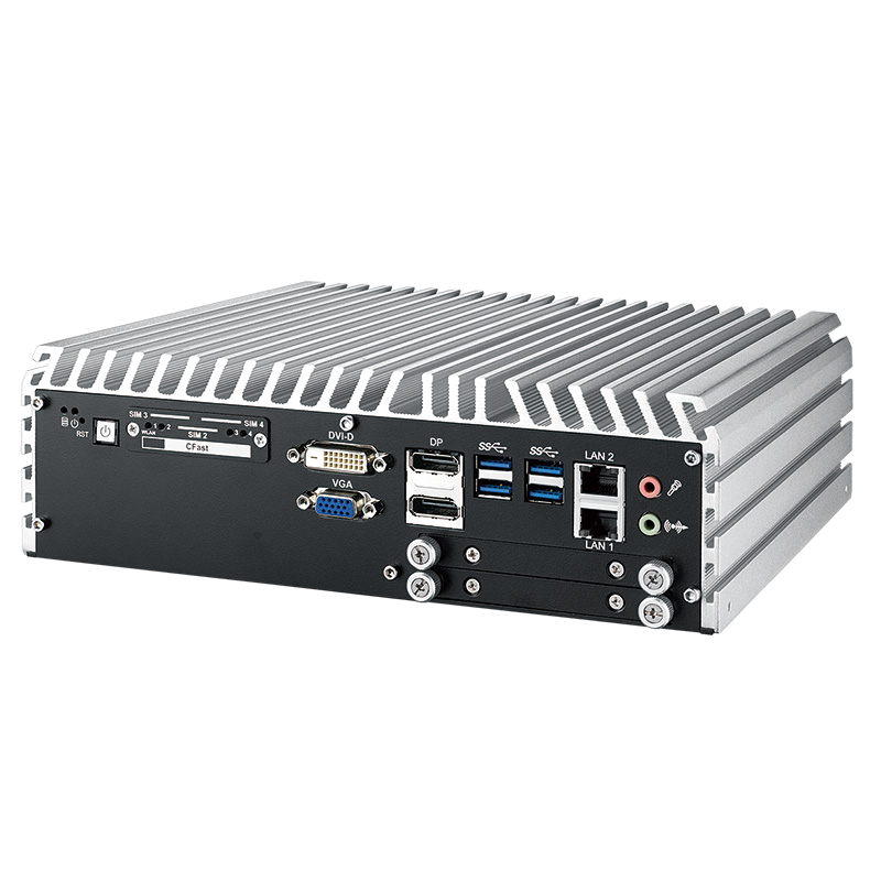 Box PC Fanless , Expandable Systems - ECS-9701