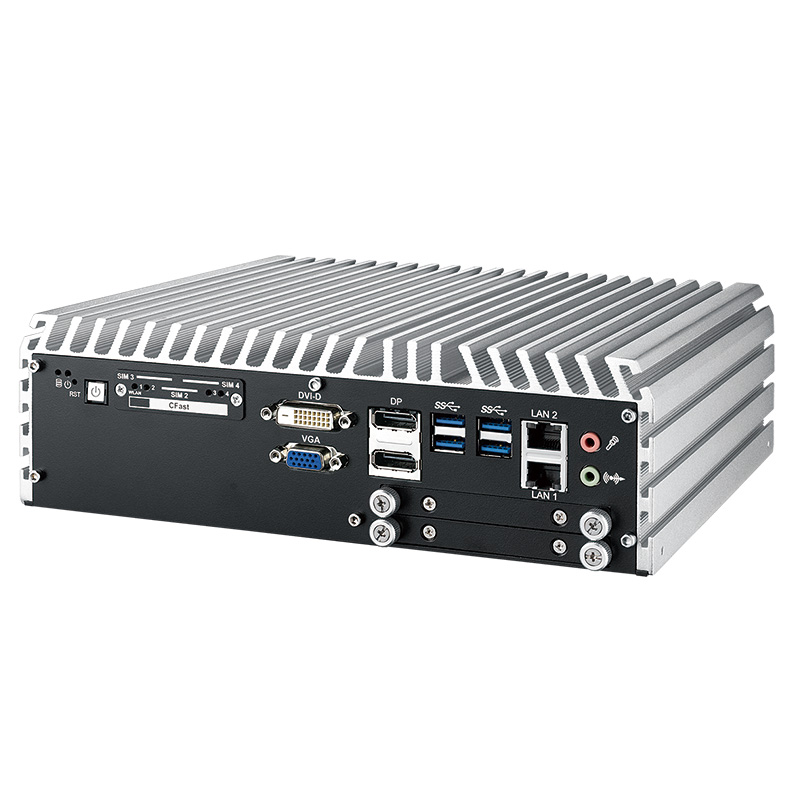 Expandable Systems , Fanless Box PCs - ECS-9710