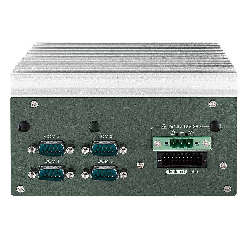 Fanless PC Box , Ultra-Compact Systems - SPC-3520