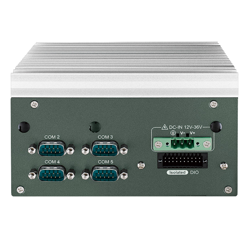 Box PC Fanless , Ultra-Compact Systems - SPC-3520