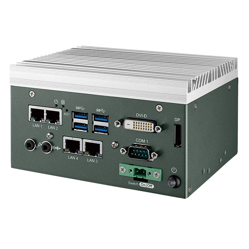 Box PC Fanless - SPC-3520