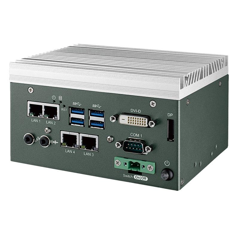 Fanless Box PCs , Ultra-Compact Systems - SPC-3520