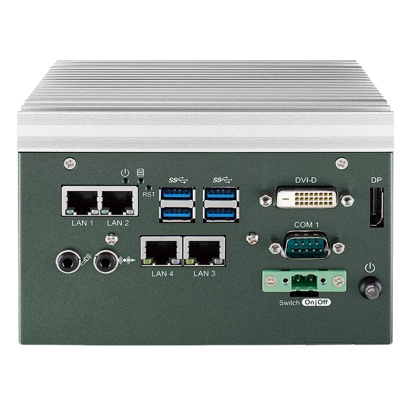 Fanless Box PCs , Ultra-Compact Systems - SPC-3530